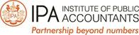 Institute of Public Accountants Logo